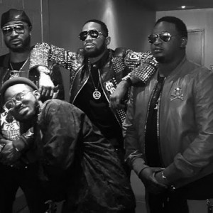 Photos: D'banj, Wande Coal and Harrysong spotted on set in Atlanta
