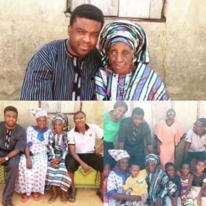 Kunle Afolayan's 100-year old grandmum dies