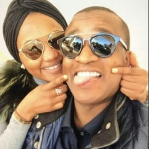 Zahara Buhari and husband Ahmed Indimi loved up in new photos