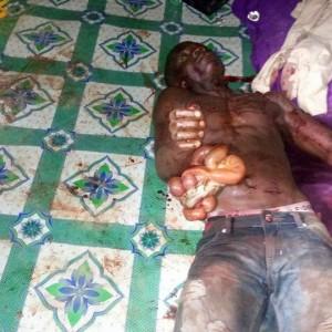 Liberian Teacher Murders Man Dating Girl In School, Rips Off His Intestine (Graphic Photos)