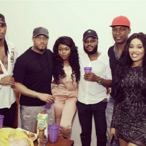 Photos from actress Onyi Alex's birthday party