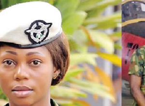 Father Of Airforce Lady Killed, Wants Man To Pay With His LIFE