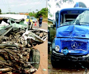 Sole survivor of accident that claimed 4 policemen narrates incident