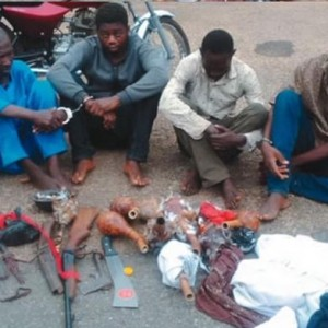 4 Evil Friends Kill Their Business Partner for Ritual Purpose (Photo)