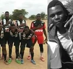 Crocodile snatches Mozambican footballer during training (Photo)