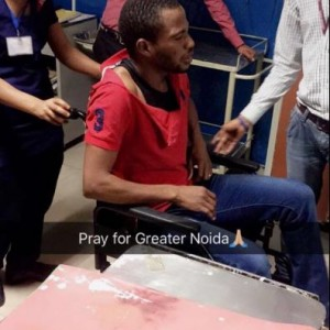 Xenophobia in India: Disturbing Photos of Nigerians and Other Africans Bloodily Attacked