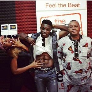 #BBNaija: Bassey Shows Off Six Packs and S*xy Body as He Begins Media Tour (Photos)