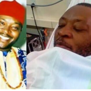 Nollywood actor Prince James Uche Dies