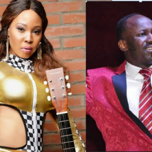 My daughter lied against Apostle Suleman – Stephanie Otobo's Dad