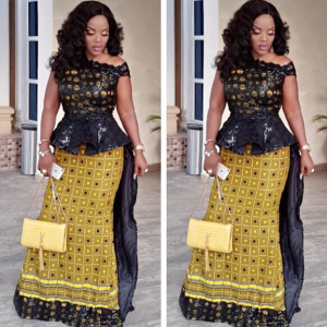 Empress Njama steps out in style