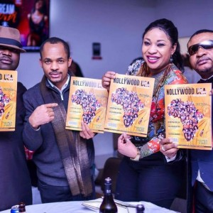 RW Exclusive:Who Is Who In Nollywood USA Magazine Unveil Her Magazine|Photos