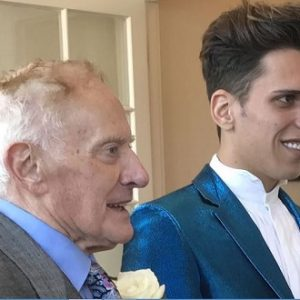 Shocker! 78-year-old Ex Catholic Priest Turns Gay, Marries Another Man (Photos)