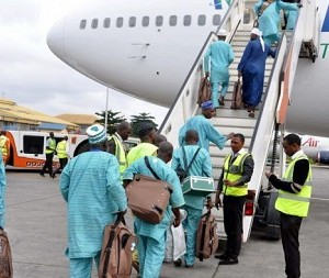 Hajj 2017 (Infograph): How Nigeria's 36 States Shared 95,000 Slots Allocated to Them (Photo)