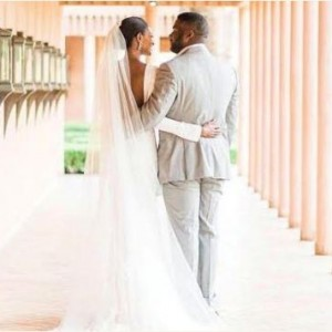 Only 35 People Attended Agbani Darego's Private Wedding