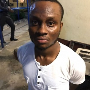 See the 'Yahoo Yahoo Boys' and University Graduates Arrested During Robbery Operation (Photos)