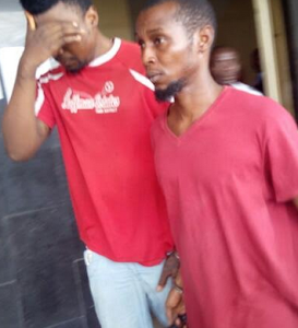 Photos: Suspeted killers of Jumia delivery man arraigned in court