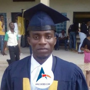 UNIOSUN Best Graduating Student Reveals Secret Behind His Excellent Academic Performance…See Details