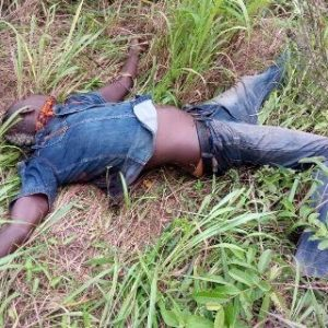 Tragic! Fulani Herdsmen Behead Man After Kidnapping His Mother in Abraka, Delta State (Graphic Photos)
