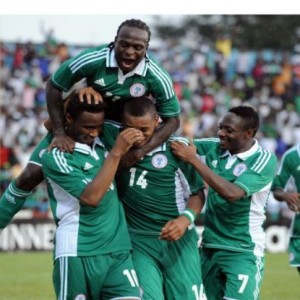 FIFA Rankings: Nigeria Move Up One Spot to 40