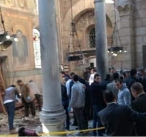 BREAKING News: Many Christians Dead as Powerful Explosion Rocks Church During Palm Sunday Service