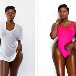 Too Hot! Curvy Gambian Ghana-based Actress 'Breaks the Internet' With Hot Banging Photos