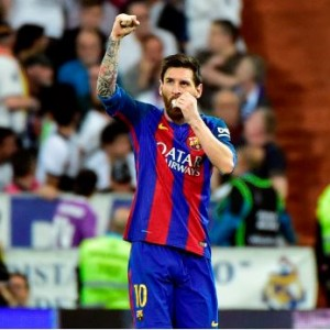 So Legendary: Messi Hits 500th Goal for Barcelona