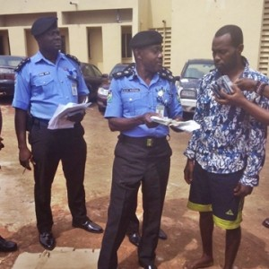 Drama as Court Sends NSCDC Officer and Two Others to Prison Over Alleged Robbery