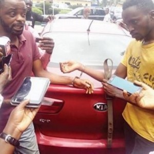 3-Man Gang Posing as Passengers Strangle Uber Driver to Death and Steal His Car in Lagos (Photo)