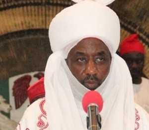 Emir of Kano, Sanusi II Blasts Zamfara State Governor, Calls Him a Failure