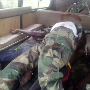 Tragic! Two Nigerian Soldiers Shot Dead in Bayelsa State