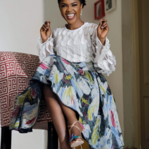 Omoni Oboli Celebrates Birthday With Beautiful New Photos