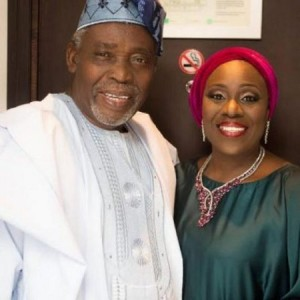 My Story of Love-at-First-Sight for Joke Silva – Olu Jacobs Tells Interesting Story