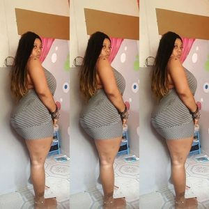 Busty Lady Whose Photos with Peter Okoye Went Viral Speaks of Her Relationship with the Musician