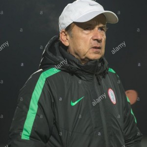 Super Eagles Coach, Gernot Rohr May Resign Untimely in November