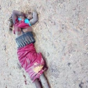 See the Graphic Photos of Female Suicide Bombers Who Attempted to Carry Out Attack in Maiduguri