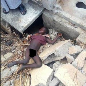See the Daughter of Traditional Ruler Killed by Suspected Ritualists in Bauchi (Graphic Photo)