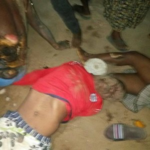 Omg! See Graphic Photos Of Victims Who Were Electrocuted While Watching Football Match In Calabar