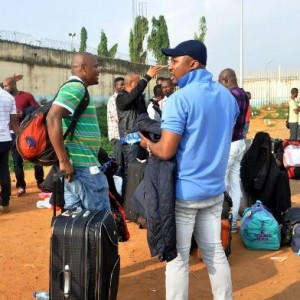 40 Nigerians Deported From Italy Arrive Lagos