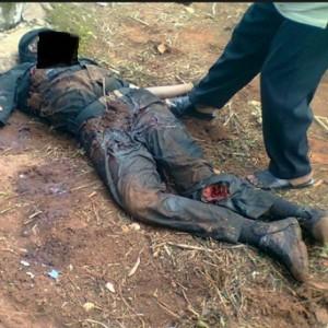 Gunmen Brutally Murder Policeman Inside Beer Parlor in Bayelsa State