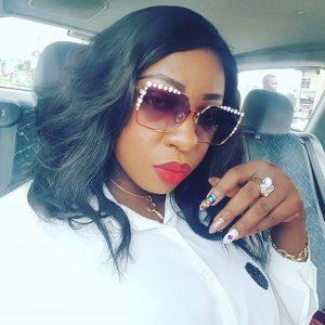 Nollywood Actress, Anita Joseph Denies Pregnancy Rumor