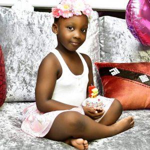 Timaya Celebrates Daughter As She Turns 5 | Photos
