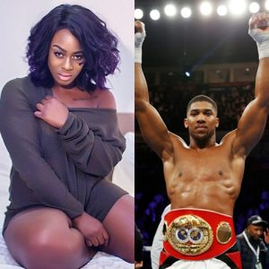Please Change My Fashion Ring to Real Ring – #BBNaija's Uriel Begs Anthony Joshua to Marry Her (Video)