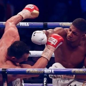 Pounded Yam, Eba, Egusi are the Secrets of My Success – Anthony Joshua (Video)