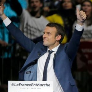Breaking New! 39-year-old Emmanuel Macron Wins France's Presidential Election