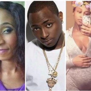 'I Am Not Happy For Davido, I Don't Care About Any 'Americana' – Singer's Alleged Babymama Spits