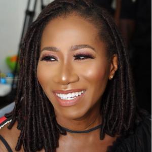 Asa in beautiful makeup photos