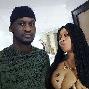 Sultry Social Media Celeb Who Posed with Peter Psquare Flirts with More Celebrities (Photos)