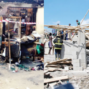 Family Of 5, Killed In Lagos Shop Fire