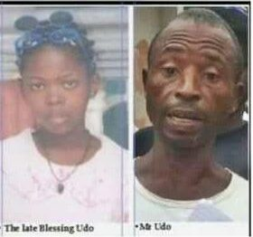 Heartbreaking! Photos of 14-year-old Girl and Other Man. United Fans Who Died in Calabar Viewing Centre