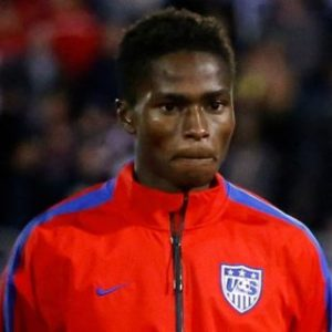 Meet Olosunde, the Nigerian-American Wonderkid Playing for Manchester United (Photos)